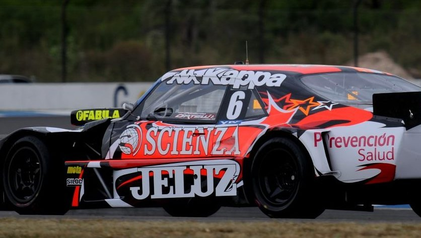 TC: Rossi, Ardusso y Ortelli se llevaron las series