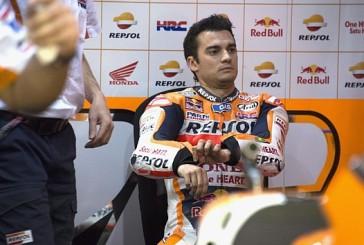 Moto GP: lo que deja Losail, Pedrosa deja de correr por su antebrazo