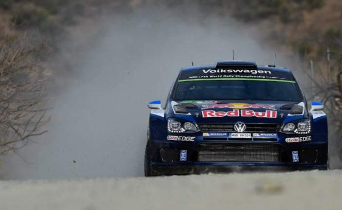 WRC: un error de Latvala, deja al frente a Ogier