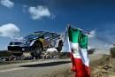 WRC: Ogier logró su «Hat Trick» de victorias en Mejico