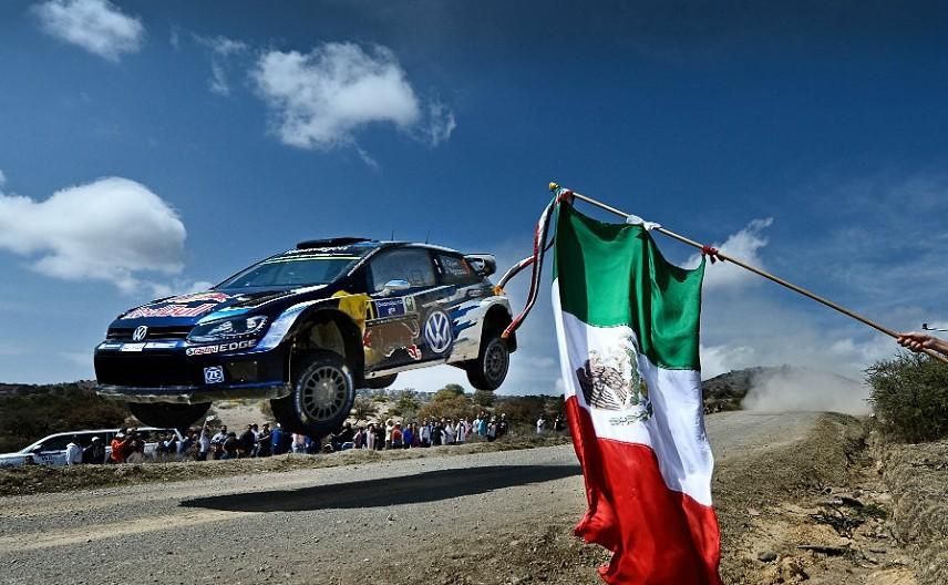 """WRC: Ogier logró su """"Hat Trick"""" de victorias en Mejico"""