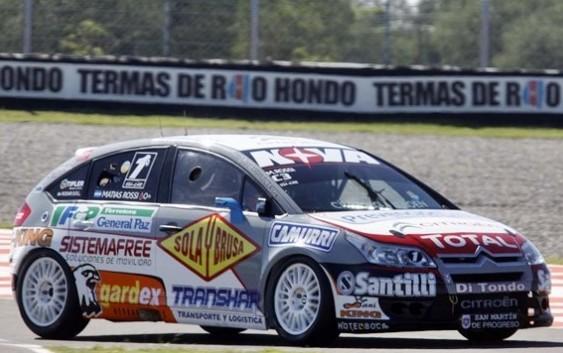 Turismo Nacional: Rossi ganó la final de la Clase 3 en Termas