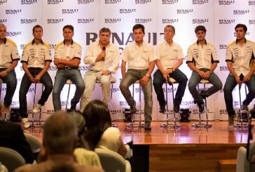 STC 2000: Renault Sport presentó las formaciones para esta temporada
