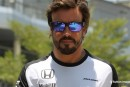 F1: Alonso asegura que fue un fallo de dirección lo que le hizo irse contra el muro
