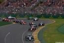 Fórmula 1: el show comienza en el Albert Park, Australia