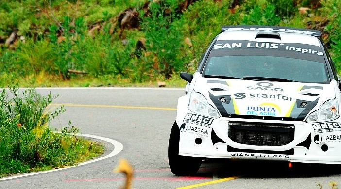 Rally Argentino: Baldoni quiere repetir en Cutral Có
