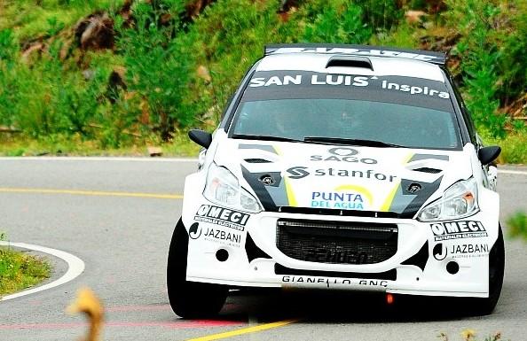 Rally Argentino: Baldoni quiere repetir en Cutral Có