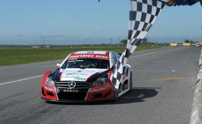 Top Race V6: Canapino y Altuna, los vencedores de las finales en Paraná