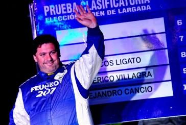 Rally Argentino: Cancio juega de local en Neuquén