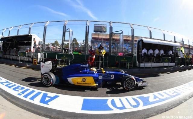 F1: en los libres 2 Mercedes se impone y Sauber desobedece