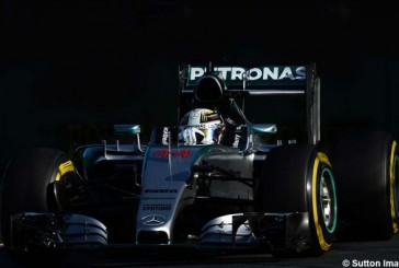 F1 Australia: nada ha cambiado, Hamilton y los Mercedes, aplastaron