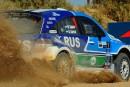 Rally Argentino en Neuquén, Ligato se llevó todo