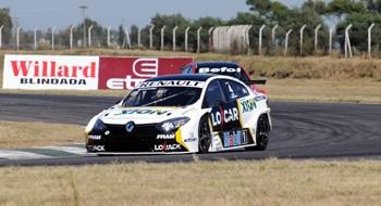 STC 2000: 1-2 de Renault con Spataro y Pernía