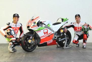 Moto GP: Pramac Racing presenta su equipo