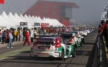 Los primeros de la Carrera Argentina del WTCC