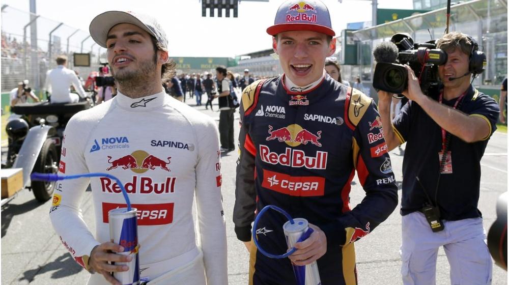 F1: Verstappen, sin carnet, pero con puntos en el campeonato