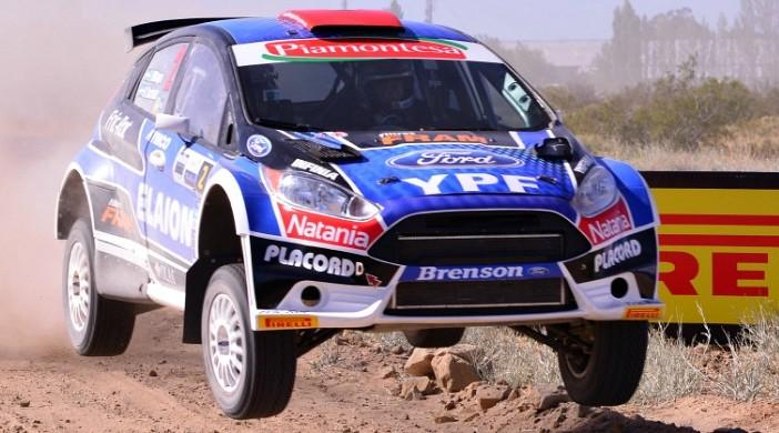 Rally Argentino en Neuquén: El Coyote corrió muy rápido