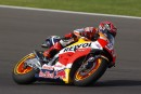 """Moto GP: Márquez confiado en su """"mano"""""""
