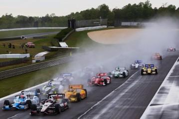 Indy Car: El Barber Motorsports, el mas conocido por todos