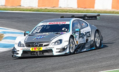 Audi y Mercedes lideran los test del DTM en Estoril