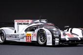 Endurance: Blanco rojo y negro para Porsche en Le Mans