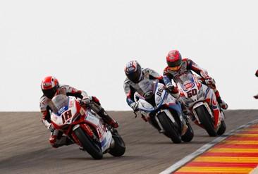 Mundial de Superbikes: Tati Mercado se ubica en la 9na. posición