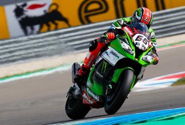 Superbikes: Tom Sykes domina el primer libre  en Assen. Tati Mercado 15mo.