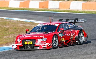 DTM: Audi, listo para el fin de semana
