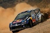 WRC Argentina: Ogier marca el paso