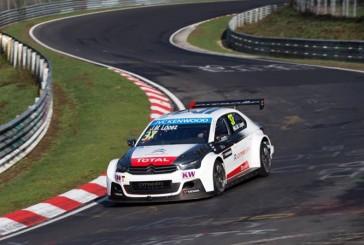 WTCC: Pechito metió el 1 en los ensayos de Nürburgring