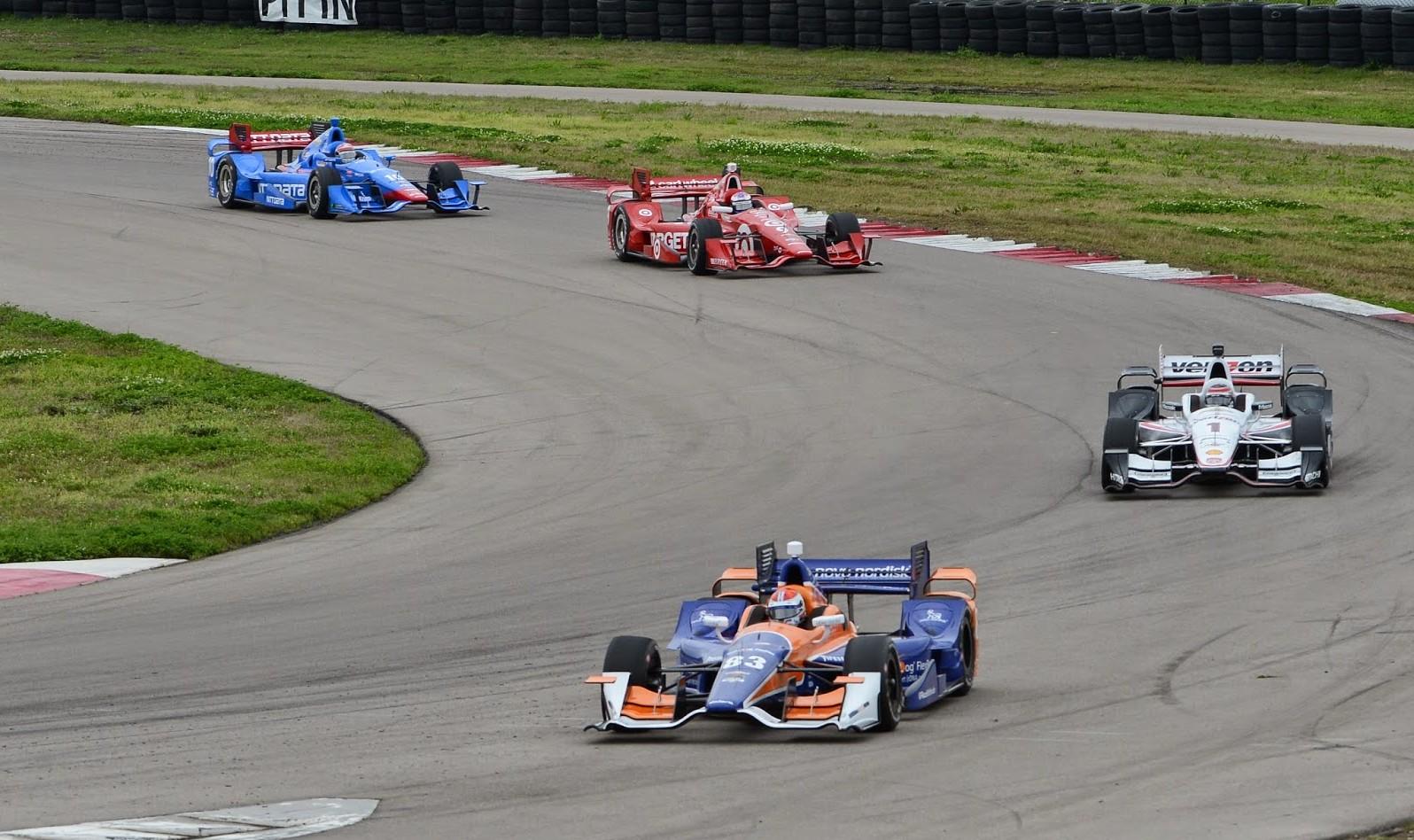 Indy Car: 24 autos confirmados para Nueva Orleans