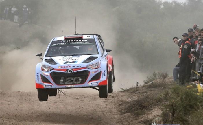 WRC Argentina: Ogier, Neuville, Prokop y Sordo multados