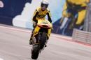 Moto2: El debutante Rins llega líder a Argentina