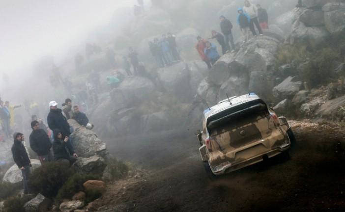 WRC: el itinerario del Rally de Argentina