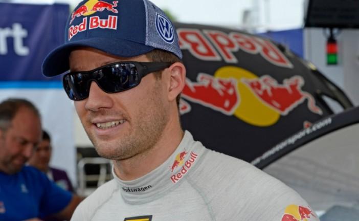WRC: Ogier quiere quebrar varios records en Argentina