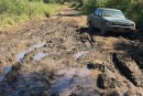 WRC Argentina: el barro obliga a recortar el tramo mas largo