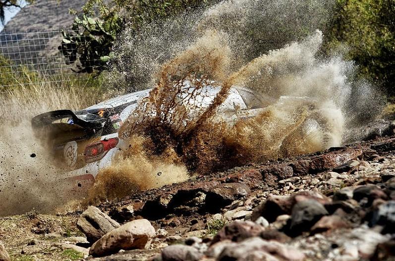 WRC Argentina: Ogier y Meeke empatan en el Shakedown