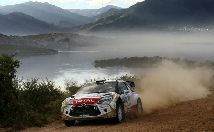 WRC Argentina: Meeke a paso firme