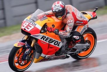 Moto GP: Márquez, a pesar de todo