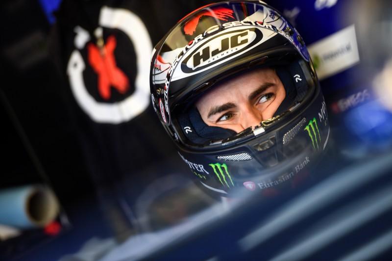Moto GP: Lorenzo, trabajar duro en el año para mejorar