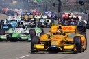 Indy Car: todo listo para Long Beach