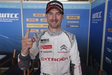 WTCC Marruecos: José María López metió la pole