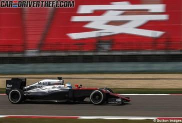 F1 China: Mc Laren lo hizo, culminó el GP con los cos coches