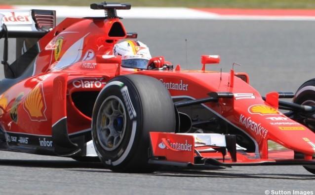 F1 China: Vettel confiado para dar batalla
