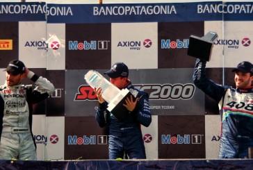 Súper TC 2000: Girolami, de punta a a punta, se quedó con Rosario
