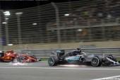 F1 Barhéin: Hamilton se impuso en una carrera vibrante