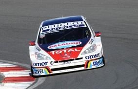 STC 2000 Rosario: Canapino hizo la pole