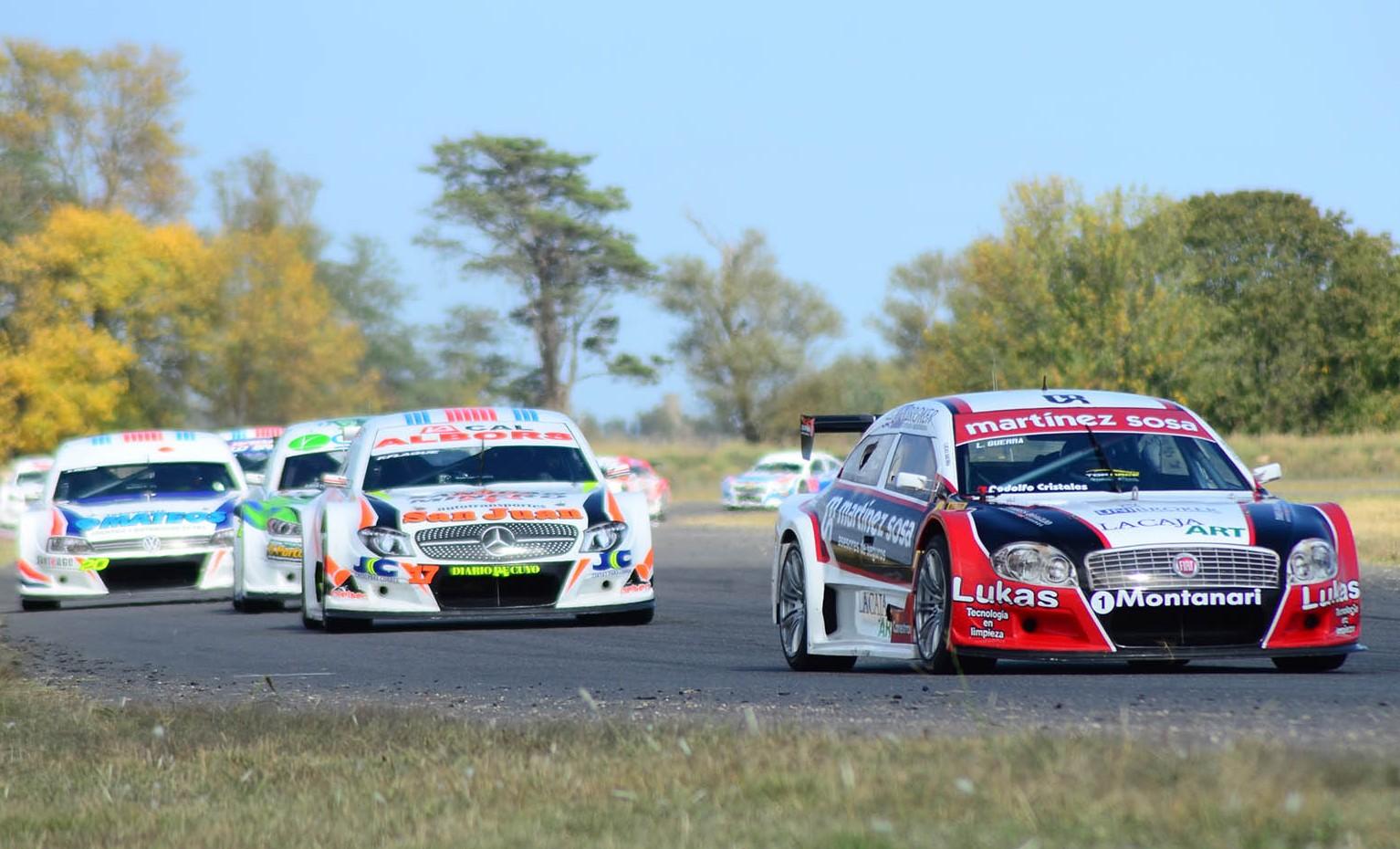 TR Series: Lucas Guerra y Flaqué ganaron las finales