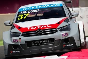 WTCC / Hungría: Pechito López, segundo en los primeros ensayos