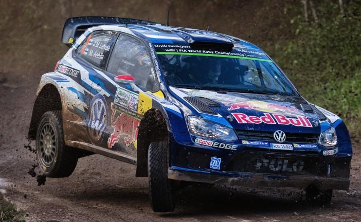 WRC Argentina: Latvala is back!